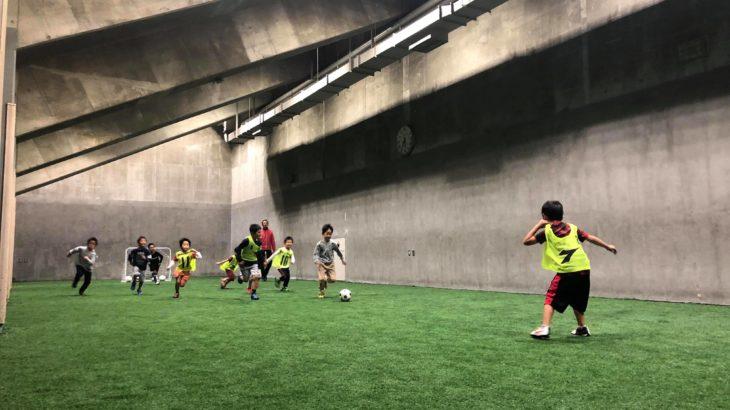 スポーツは楽しむもの!子どもたちが教えてくれた原点【楽しいだけのサッカー教室低学年クラスレポート】