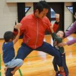 楽しいから遊ぶ。子どもも大人ももっと遊ぼう!【親子からだ遊び教室レポート】